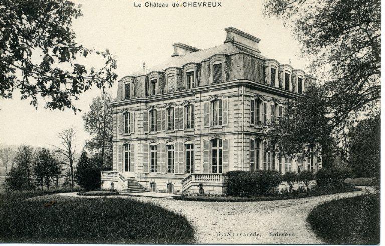 Soissons - Le château de Chevreux_0