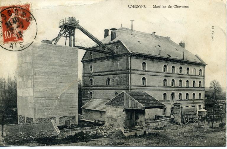 Soissons - Moulin de Chevreux_0