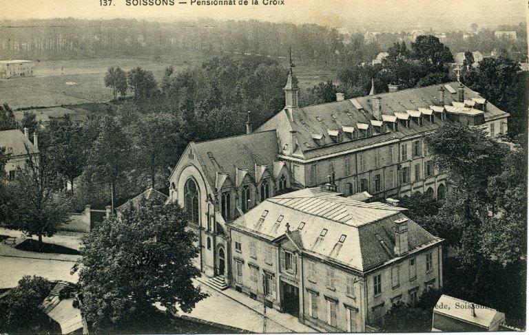 Soissons - Pensionnat de la Croix_0