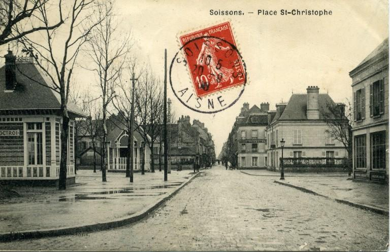 Soissons - Place Saint-Christophe_0