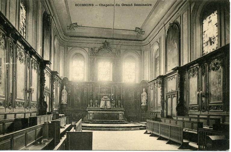 Soissons - Chapelle du Grand Séminaire_0