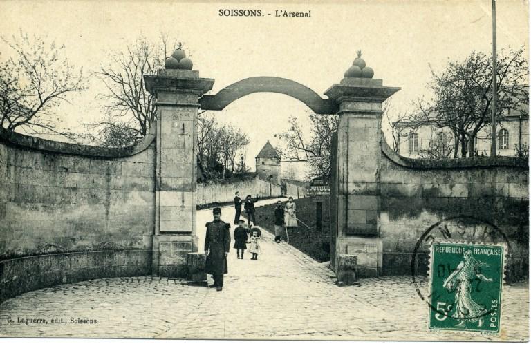 Soissons - L'Arsenal_0