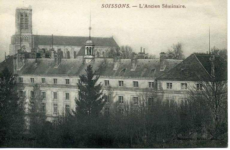Soissons - L'Ancien Séminaire