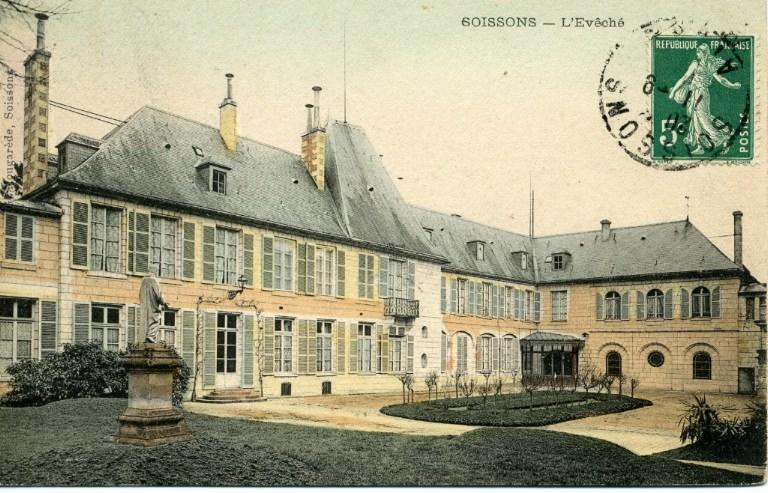 Soissons - L'Evêché_0