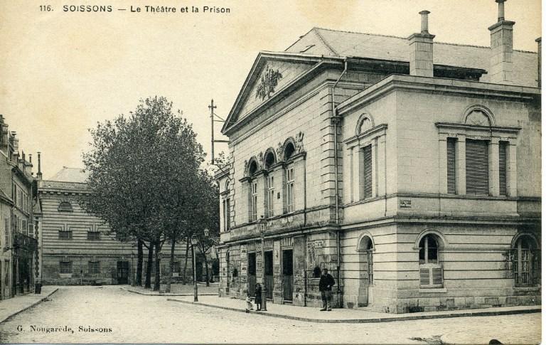 Soissons - Le Théâtre et la Prison_0