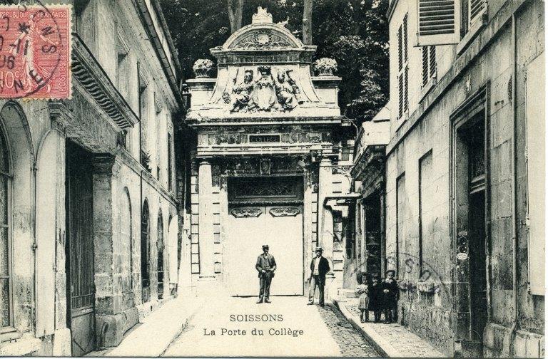 Soissons - La Porte du Collège_0