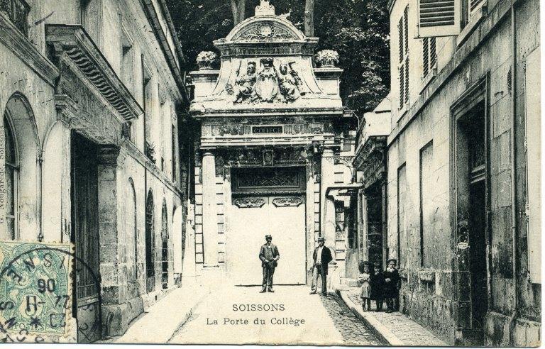 Soissons - La Porte du Collège