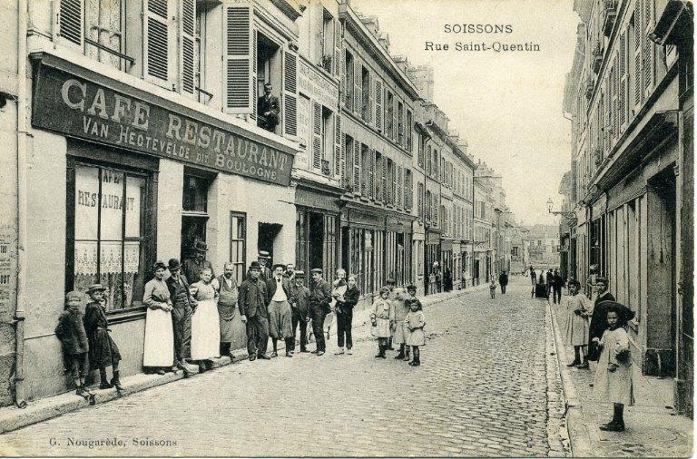 Soissons - Rue Saint-Quentin_0