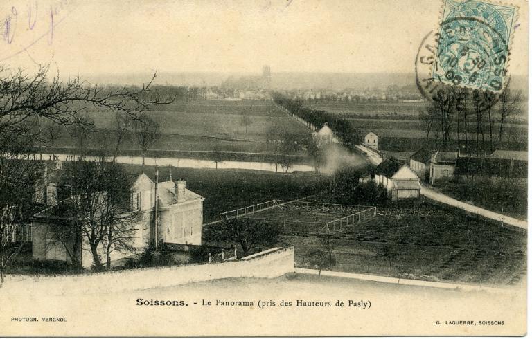 Soissons - Le Panorama (pris des hauteurs de Pasly)_0