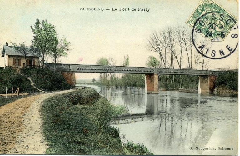 Soissons - Le Pont de Pasly_0