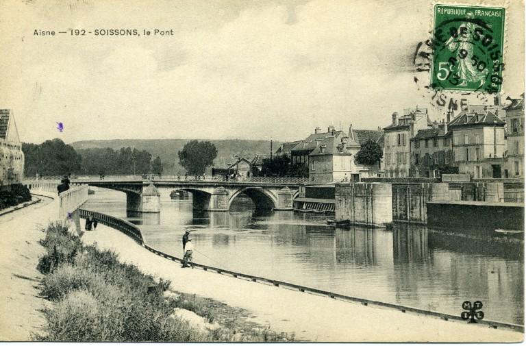 Soissons - Le Pont_0