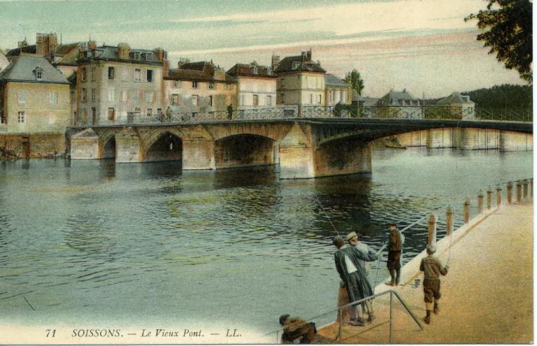 Soissons - Le Vieux Pont_0