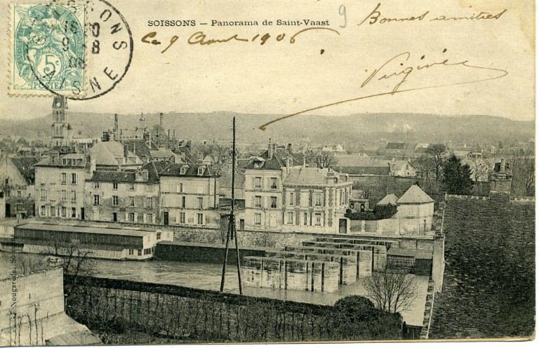 Soissons - Panorama de Saint-Waast_0