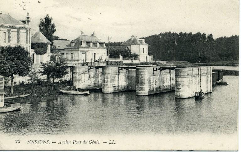 Soissons - Ancien Pont du Génie_0