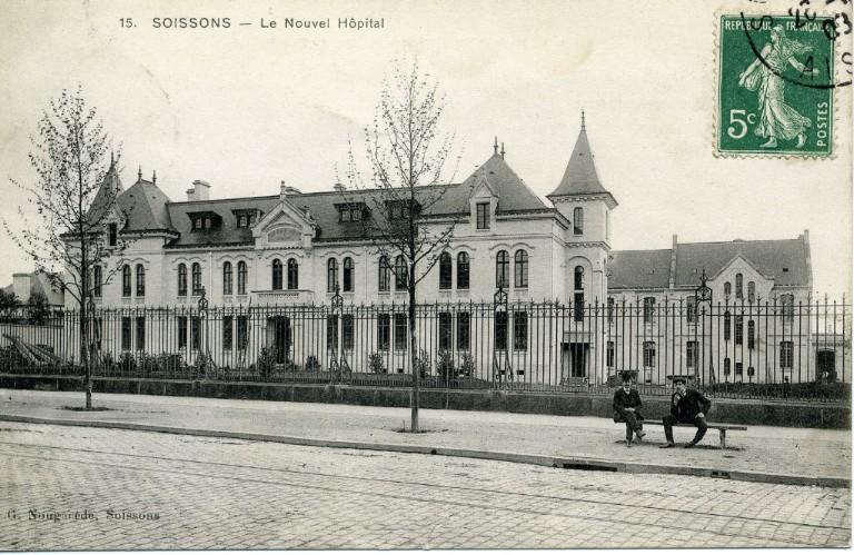 Soissons - Le Nouvel Hôpital_0