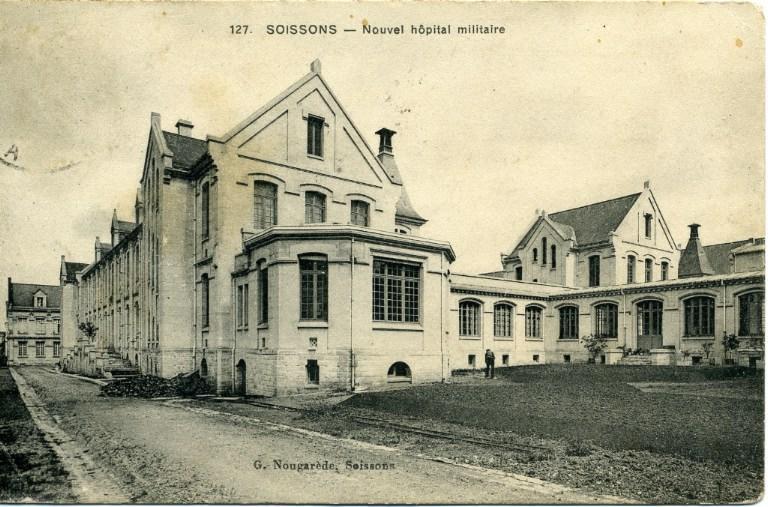 Soissons - Nouvel Hôpital militaire_0