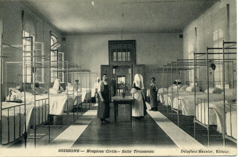 Soissons - Hospices Civils - Salle Trousseau_0