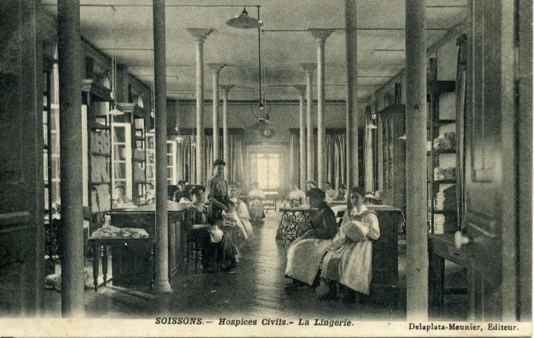 Soissons - Hospices Civils - La Lingerie_0