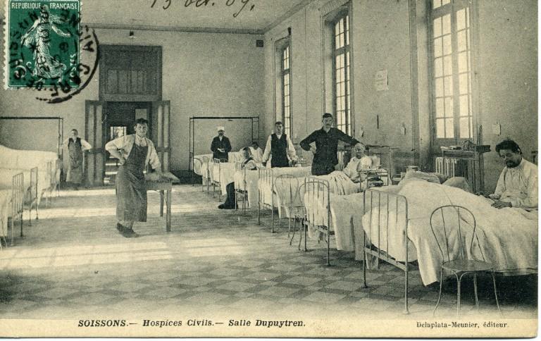 Soissons - Hospices Civils - Salle Dupuytren_0