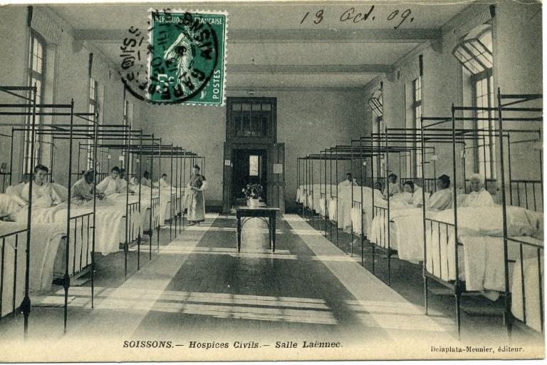 Soissons - Hospices Civils - Salle Laënnec_0