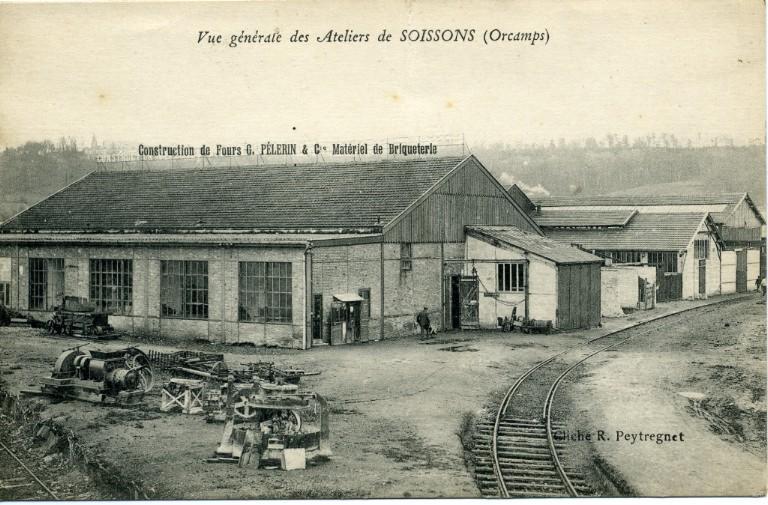 Soissons - Vue générale des Ateliers de Soissons (Orcamps)_0