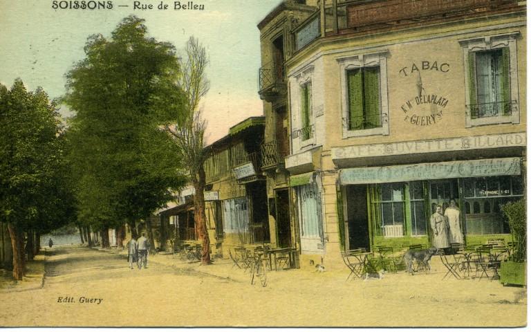 Soissons - Rue de Belleu_0