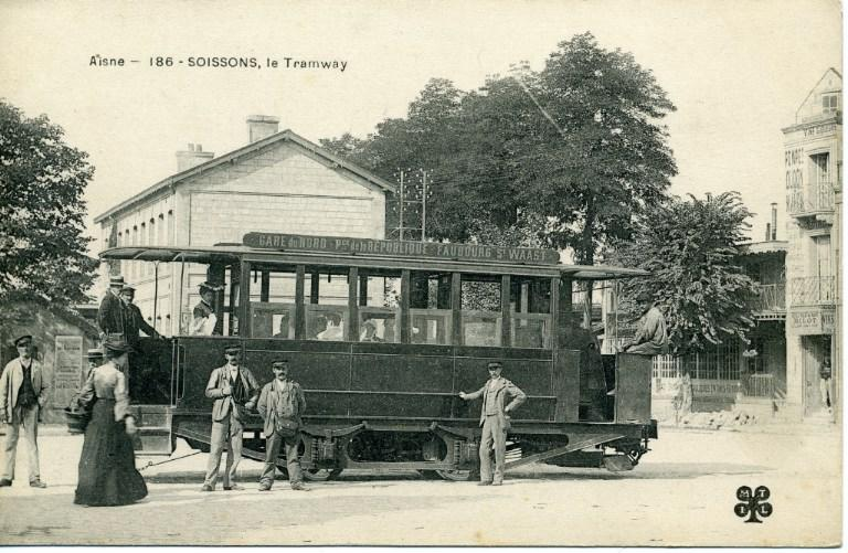 Soissons - Le Tramway_0