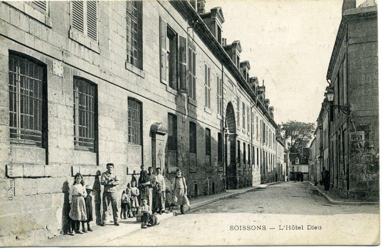 Soissons - L'Hôtel-Dieu_0