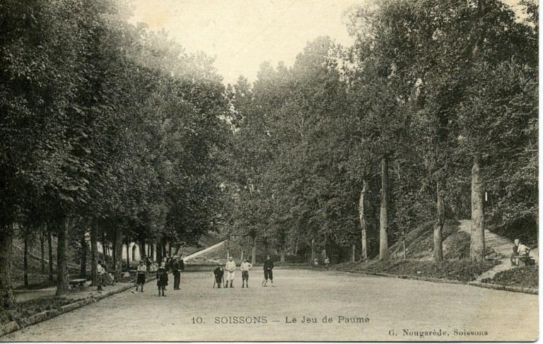 Soissons - Le Jeu de Paume_0