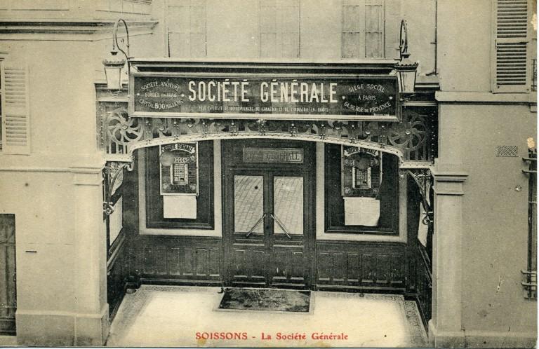 Soissons - La Société Générale_0