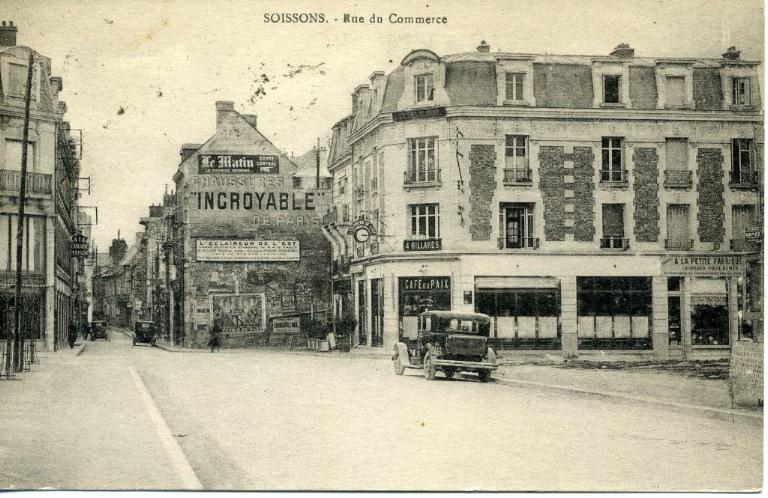 Soissons - Rue du Commerce_0