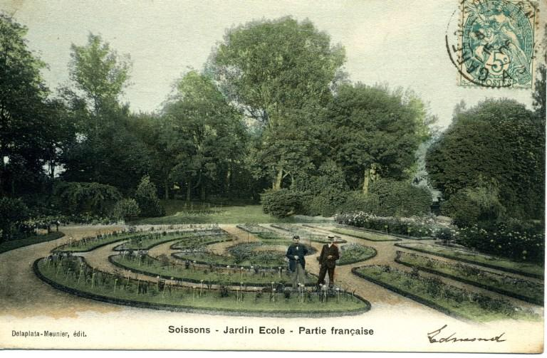 Soissons - Jardin École - Partie française_0