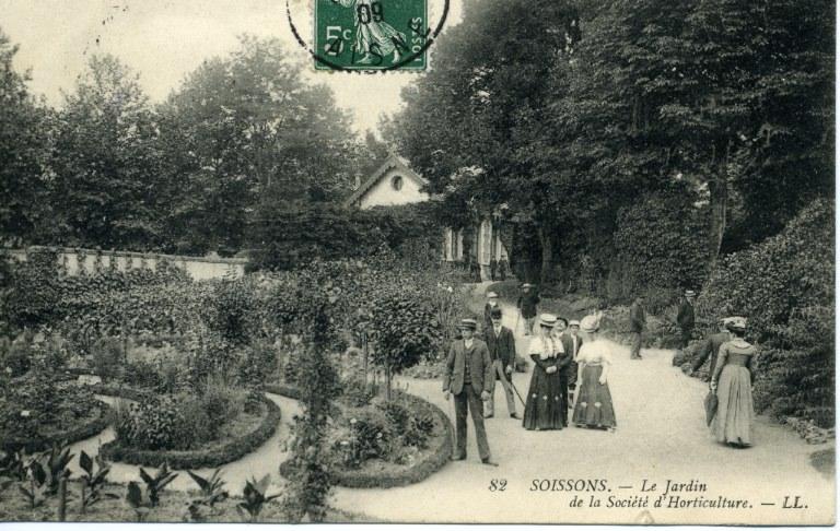 Soissons - Le Jardin de la Société d'Horticulture_0