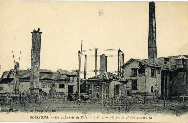 Soissons - Ce qui reste de l'Usine à Gaz_0