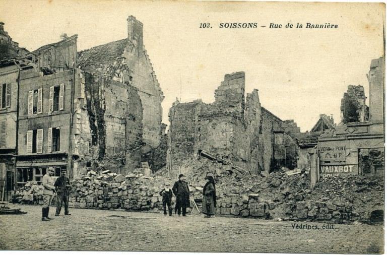 Soissons - Rue de la Bannière_0