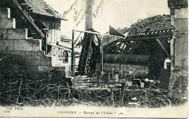 Soissons - Ruines de l'Usine à gaz_0