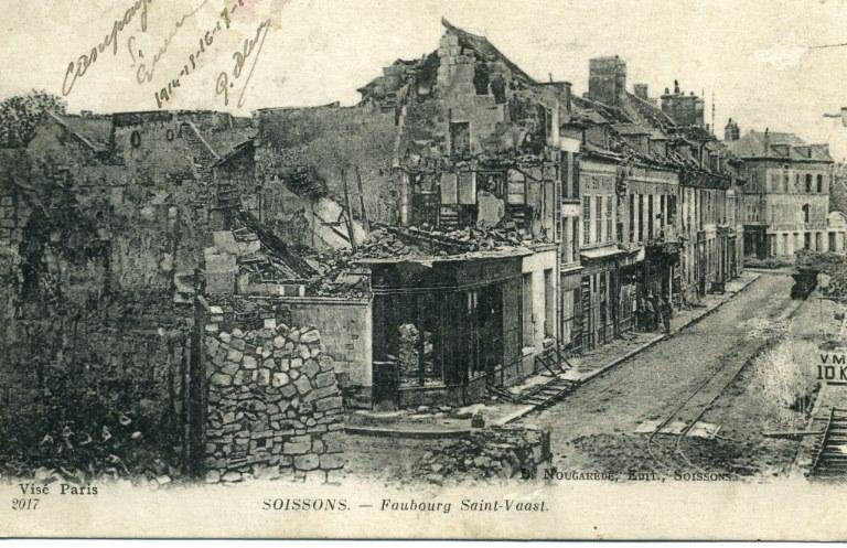 Soissons - Faubourg Saint-Waast_0