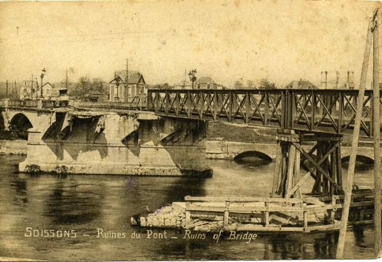 Soissons - Ruines du Pont_0