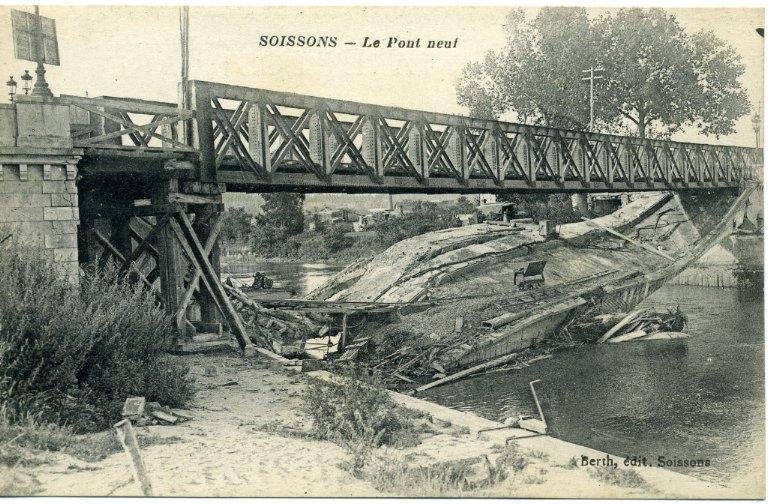 Soissons - Le Pont neuf_0