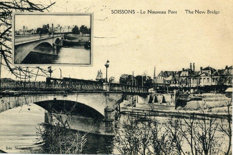 Soissons - Le Nouveau Pont_0