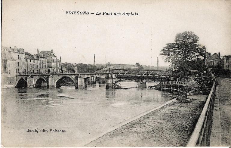 Soissons - Le Pont des Anglais_0