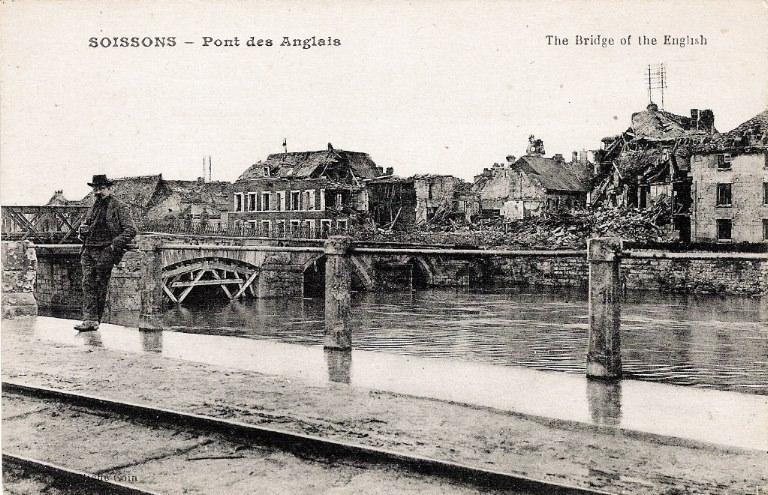 Soissons - Pont des Anglais