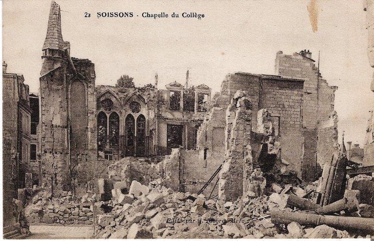 Soissons - Chapelle du Collège_0