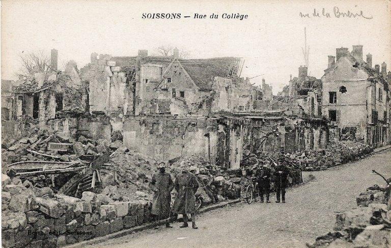 Soissons - Rue du Collège_0