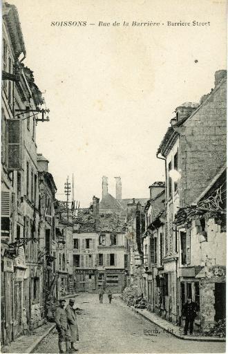 Soissons - Rue de la Barrière_0