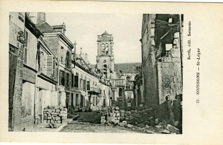 Soissons - Saint-Léger_0