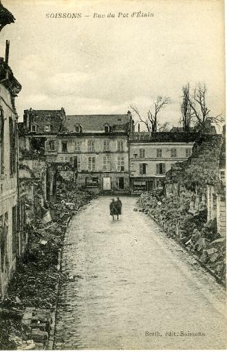 Soissons - Rue du Pot d'Etain_0