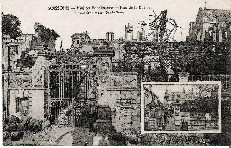 Soissons - Maison Renaissance - Rue de la Buerie_0