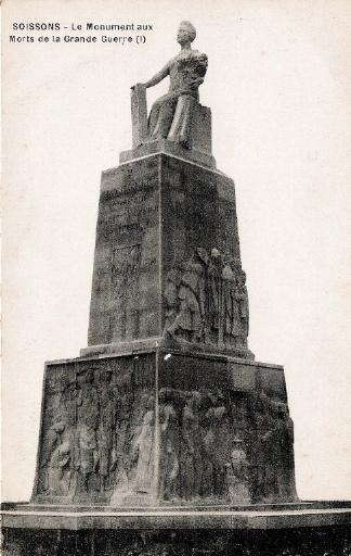 Soissons - Le Monument aux Morts de la Grande Guerre_0