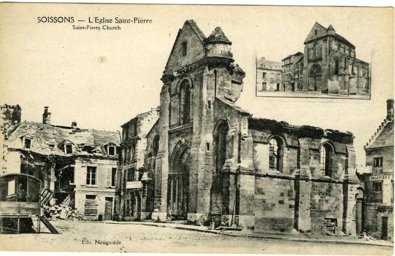Soissons - L'Église Saint-Pierre_0
